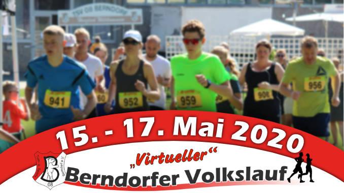 Virtueller Berndorfer Volkslauf